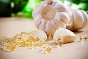 Naturopathic Doctor and Psychotherapist at the Head to Toe Health Centre in Kensington Market, Toronto - Garlic and Supplements